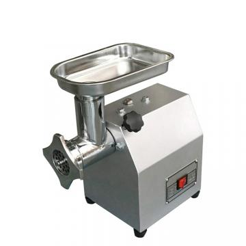 Injection Cover & Silver Painted Front Stainless Steel Electric Commercial Best Meat Grinder