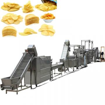 Commercial Potato Chip Maker Machine/ Automatic Potato Wafers Making Machine