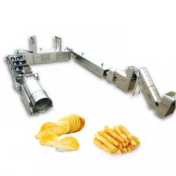 Industrial Automatic Potato Chips Making Machine