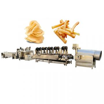 Tune 50kg/H Semi-Automatic Potato Chips Making Machine