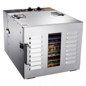 Commercial Air Energy Food Fruit Fish Dehydrator / Peanut Dryer Machine / Vegetable Industrial Drying Machine