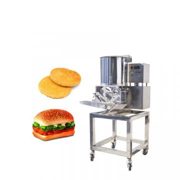 Commercial Automatic Hamburger Patty Maker Burger Forming Press Machine