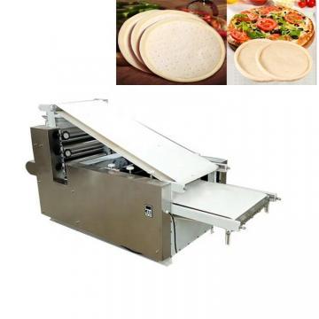 Conveyor Belt Automatic Tortilla Pita Pizza Roti Bread Chapati Making Machine