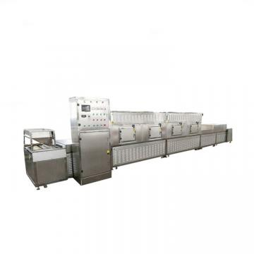 Industrial Vacuum Microwave Cabinet Leaf Dryer