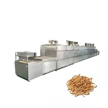 Industrial Vacuum Food Microwave Dryer