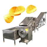 Full Automatic Fry Potato Chips Making Machine 100kg