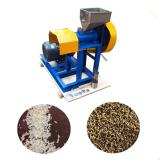 Dry Animal Aquarium Floating Fish Feed Pellet Making Extruder Pet Dog Catfish Food Processing Machine